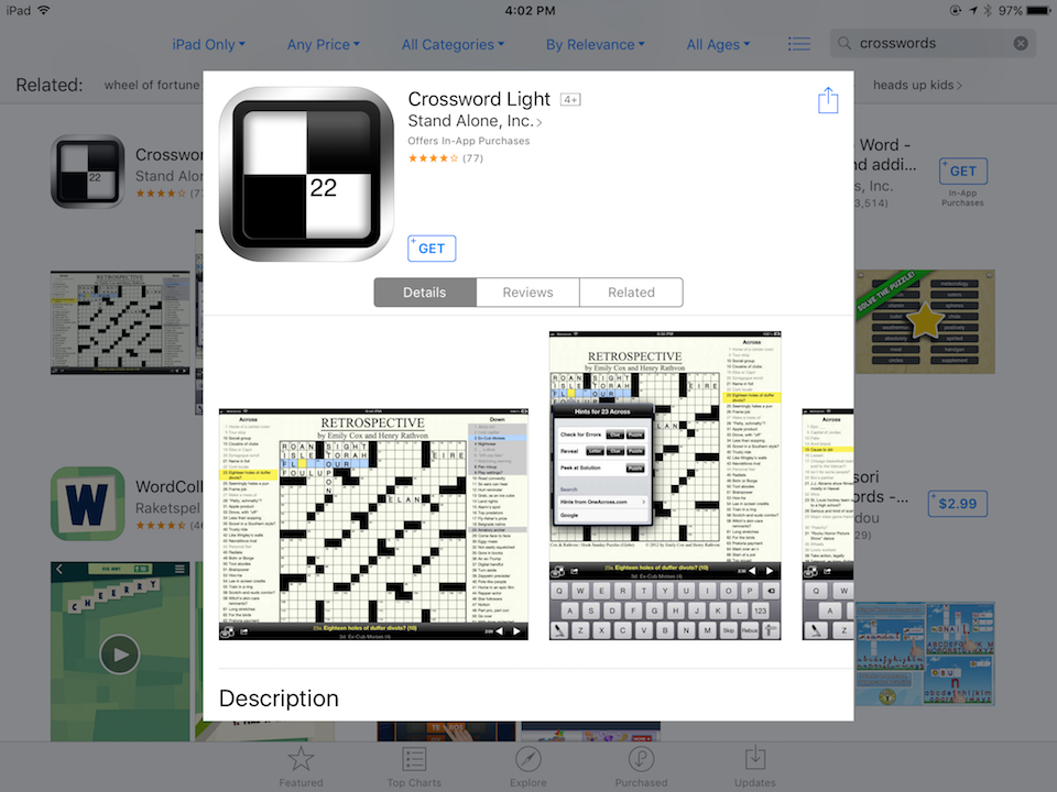 Crosswords puzzle sources light version ccuart Images